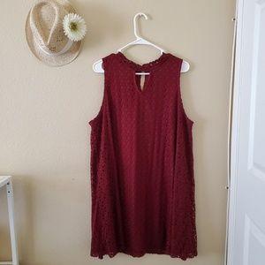 Dresses & Skirts - Thick Lace Dress
